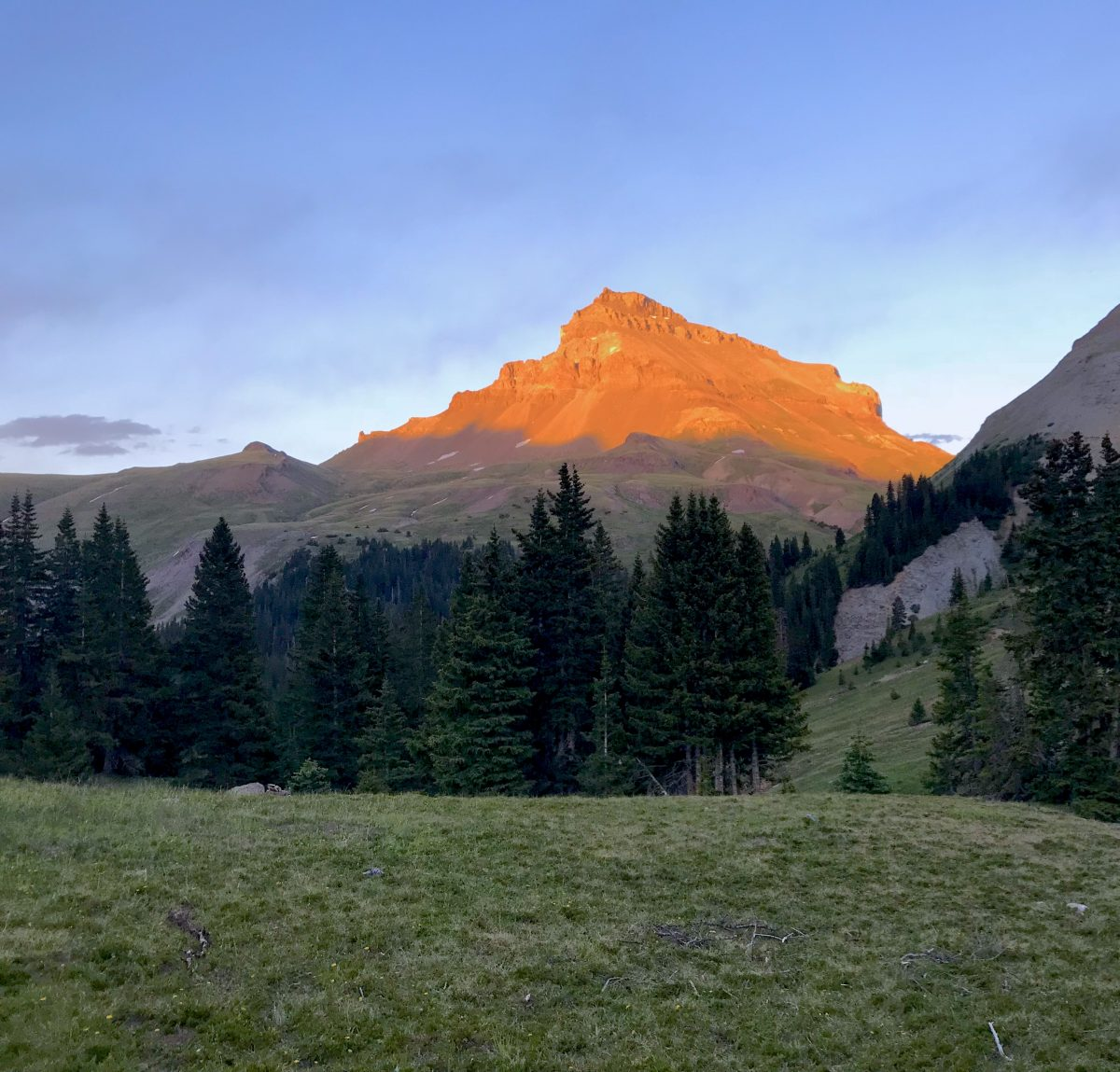mt. uncompahgre